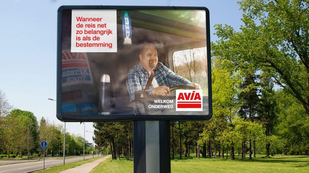 Wim Creative Agency - AVIA