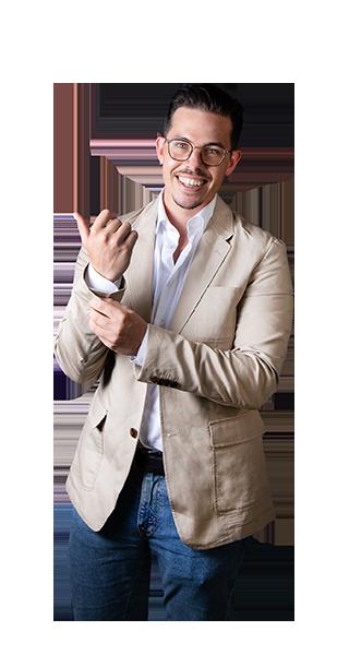 Thijs Medewerker Wim Creative Agency - Online marketeer