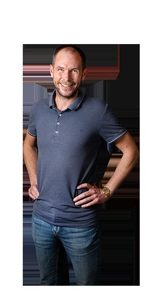 Paul Medewerker Wim Creative Agency
