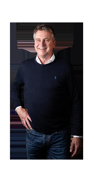 Edwin Directeur Wim Creative Agency