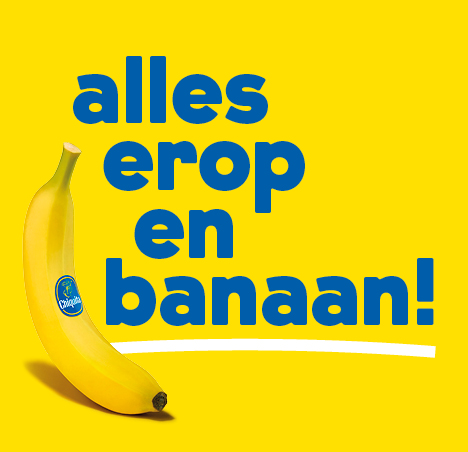 Klant Wim Creative Agency - Chiquita